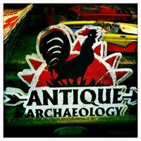 Foto diambil di Antique Archaeology oleh James C. pada 5/12/2012