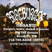 Снимок сделан в Bareburger пользователем John L. 7/12/2012
