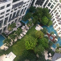 3/18/2012 tarihinde Vitaly S.ziyaretçi tarafından Siam Kempinski Hotel Bangkok'de çekilen fotoğraf