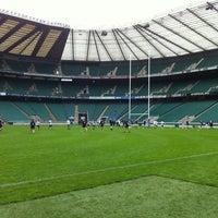 Das Foto wurde bei Twickenham Stadium von Paul E. am 6/7/2012 aufgenommen