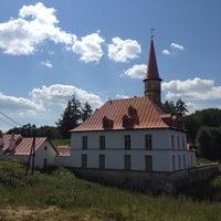 Снимок сделан в Приоратский дворец / Priory Palace пользователем dimok 7/7/2012