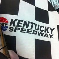 5/26/2012에 Becky님이 Kentucky Speedway에서 찍은 사진