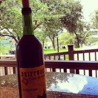 Снимок сделан в Driftwood Estate Winery пользователем Robert F. 9/1/2012