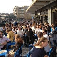 3/24/2012 tarihinde Alexander S.ziyaretçi tarafından Café Belga'de çekilen fotoğraf