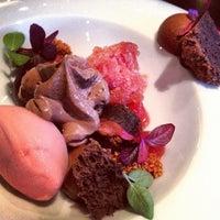 Foto tirada no(a) Restaurant Centpourcent por Davy B. em 5/10/2012