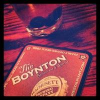 9/9/2012에 redeks님이 The Boynton Restaurant & Spirits에서 찍은 사진
