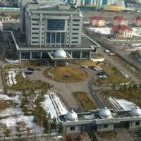 รูปภาพถ่ายที่ Rixos President Astana โดย Serkan K. เมื่อ 3/30/2012