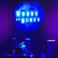 Photo prise au House of Blues par Stephen K. le3/21/2012
