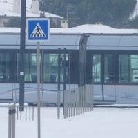 Station Beauzelle T1 Tram Station In Beauzelle