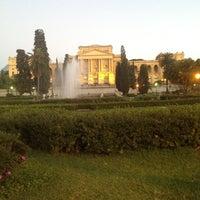รูปภาพถ่ายที่ Museu Paulista โดย Flavio F. เมื่อ 7/4/2012