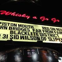 Foto tomada en Whisky a Go Go por Matt F. el 3/22/2012