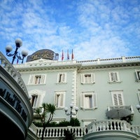 Photo prise au Grand Hotel Des Bains par Giuliano A. le9/12/2012
