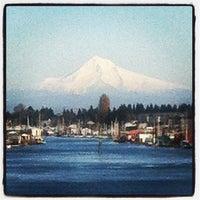 Снимок сделан в Oregon/Washington State Line пользователем Daniel G. 3/9/2012