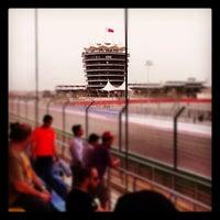 Снимок сделан в Bahrain International Circuit пользователем Abdulla A. 4/22/2012