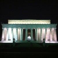 Photo prise au Mémorial Lincoln par Michelle le8/22/2012