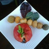 5/28/2012 tarihinde Verónica V.ziyaretçi tarafından Restaurante MiGaea'de çekilen fotoğraf