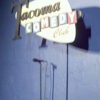9/2/2012에 Flora S.님이 Tacoma Comedy Club에서 찍은 사진