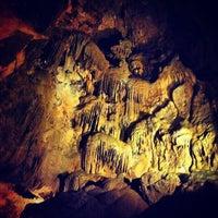 7/27/2012 tarihinde Jeff W.ziyaretçi tarafından Lake Shasta Caverns'de çekilen fotoğraf