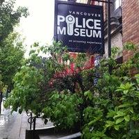 6/16/2012にMegan K.がVancouver Police Museumで撮った写真