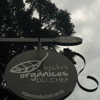 Снимок сделан в Bistrô Orgânicos Du Chef пользователем Edenilso G. 4/13/2012
