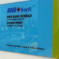 RHB Bank - Bank in Petaling Jaya, Selangor