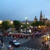 Foto tomada en Plaza de La Liberación por Guillermo O. el 6/28/2012