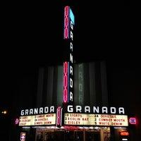 Das Foto wurde bei Granada Theater von Kevin T. am 3/19/2012 aufgenommen
