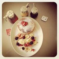 Снимок сделан в Casasola Café & Brunch пользователем PoloX H. 7/28/2012