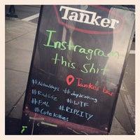 4/13/2012에 Mason W.님이 Tanker Bar에서 찍은 사진