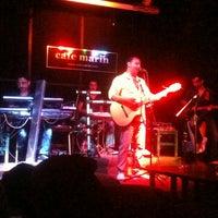 Foto diambil di Cafe Marin oleh Bora A. pada 9/2/2012