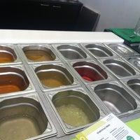 Das Foto wurde bei TEA & GO - Fresh Bubble Tea von Veronika C. am 7/7/2012 aufgenommen