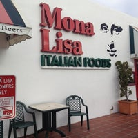Photo prise au Mona Lisa Italian Restaurant par Neil O. le2/27/2012