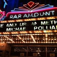 Das Foto wurde bei Paramount Theatre von anne d. am 2/26/2012 aufgenommen