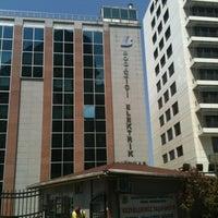 8/8/2012に' VIP I.がBoğaziçi Elektrik Genel Müdürlüğü (Bedaş)で撮った写真