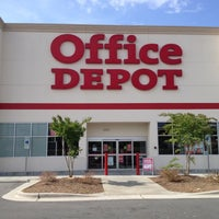 Photo Taken At Office Depot By Kevin R On 5 2017