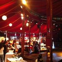 Photo prise au Cabaret Sauvage par Fred B. le7/8/2012