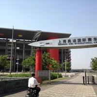 Das Foto wurde bei Shanghai International Circuit von Tom S. am 5/17/2012 aufgenommen