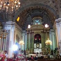6/16/2012 tarihinde Erica P.ziyaretçi tarafından San Agustin Church'de çekilen fotoğraf