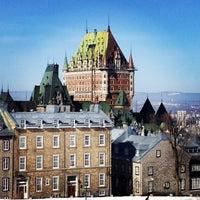 Foto diambil di Citadelle de Québec oleh Marcos A. pada 3/17/2012