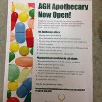 Foto diambil di AGH Apothecary oleh André L. G. pada 5/1/2012
