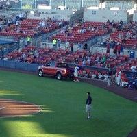 Photo prise au Spokane Indians Diamond Club par Jack S. le8/16/2012