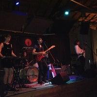 Снимок сделан в Brick & Mortar Music Hall пользователем Lori K. 6/14/2012