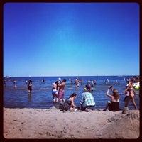 Foto diambil di Woodbine Beach oleh Erin P. pada 8/6/2012