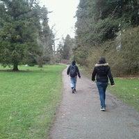 Das Foto wurde bei Volunteer Park von Laura am 2/20/2012 aufgenommen