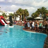 8/6/2012にMatthieu G.がUshuaïa Ibiza Beach Hotelで撮った写真