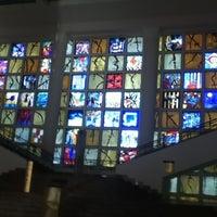Foto tirada no(a) Museu de Arte Brasileira MAB-FAAP por Thiago R. em 6/30/2012