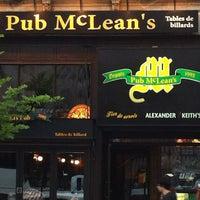 Foto tirada no(a) McLean's Pub por Brent M. em 8/2/2012