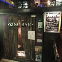 Foto scattata a Zinc Bar da akiyuki il 5/10/2012
