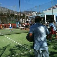 3/18/2012にPadelazoがClub de Raquetaで撮った写真