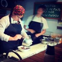 4/13/2012 tarihinde inominadoziyaretçi tarafından Suri Ceviche Bar'de çekilen fotoğraf